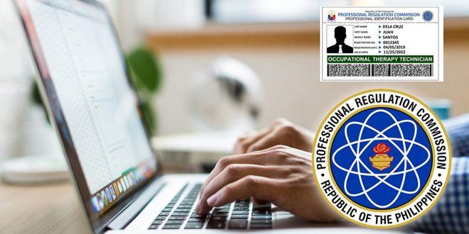 prc id renewal online