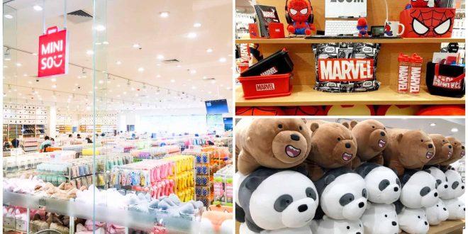 1 Miniso Online Lazada Shopee Cebu