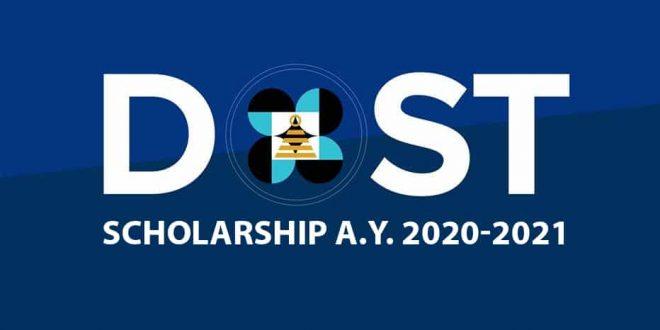 1 dost scholarship region 7