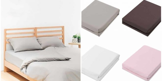 1 uniqlo airism bed sheets 4 colors