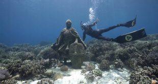 Alegria Underwater Statues Cebu (1)
