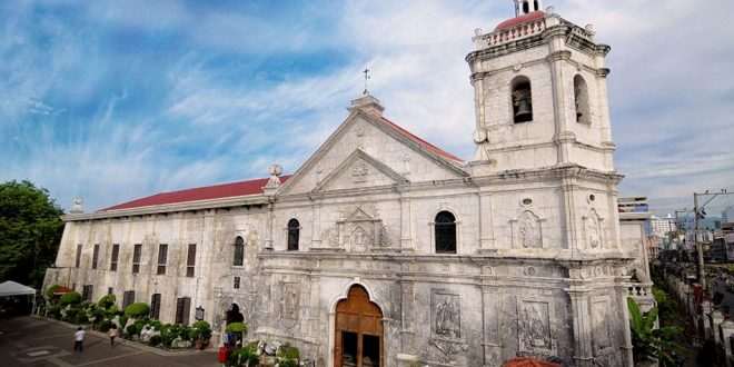 basilica sto nino church cebu