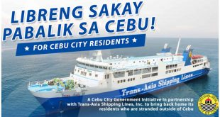 transasia shipping cebu libreng sakay