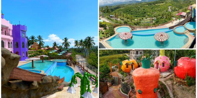 1 Enchanted Mountain Resort Dalaguete Cebu