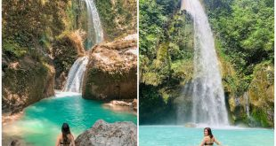 1 Inambakan Falls Ginatilan Cebu