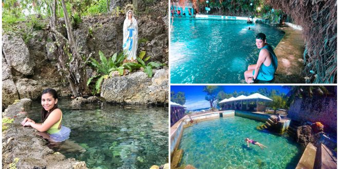 1 Natural Hot Cold Springs Cebu
