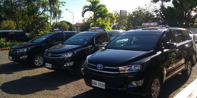 1 Premium black taxi cebu
