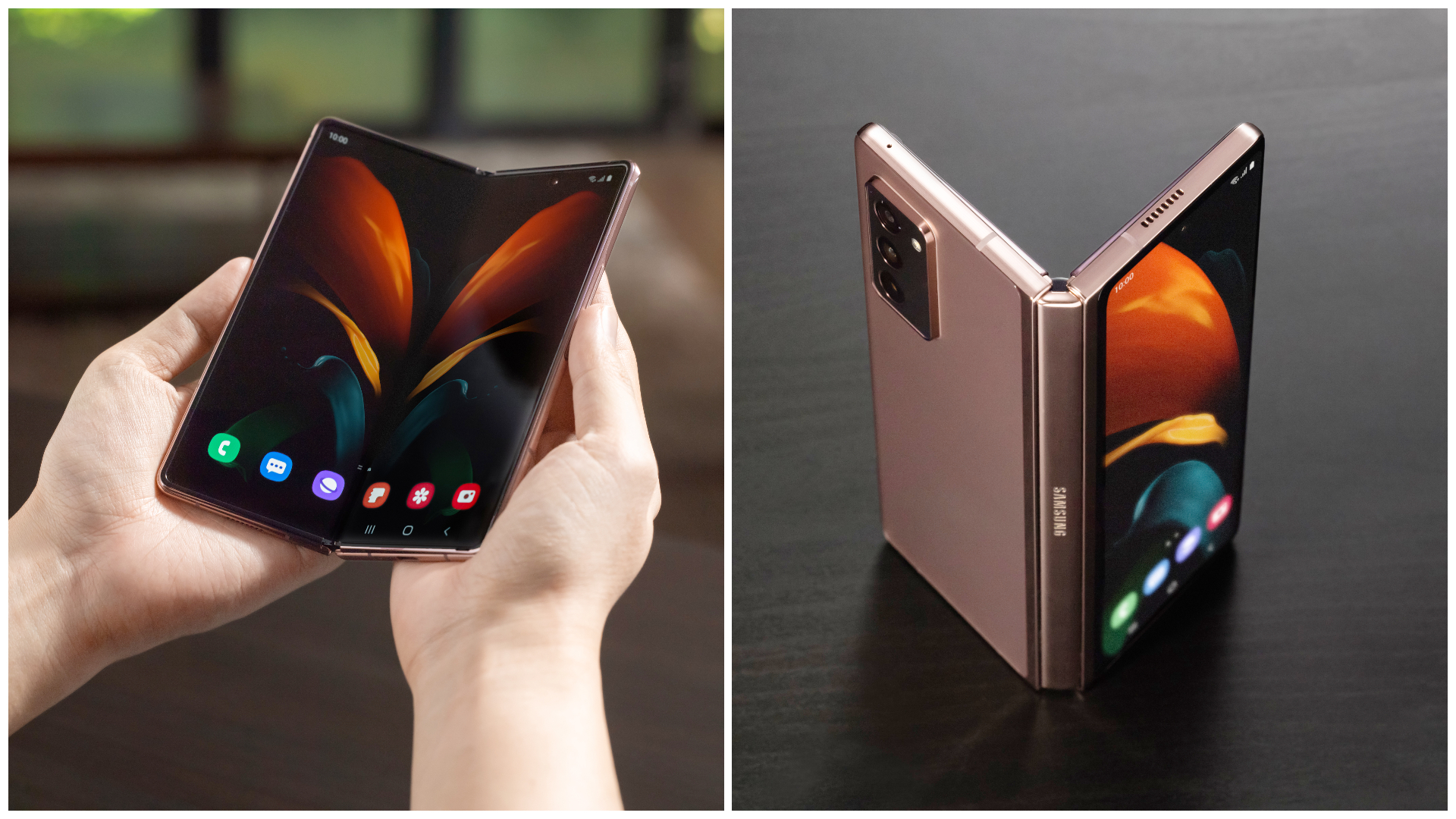 Samsung Galaxy Z Fold 2 now official | Sugbo.ph - Cebu