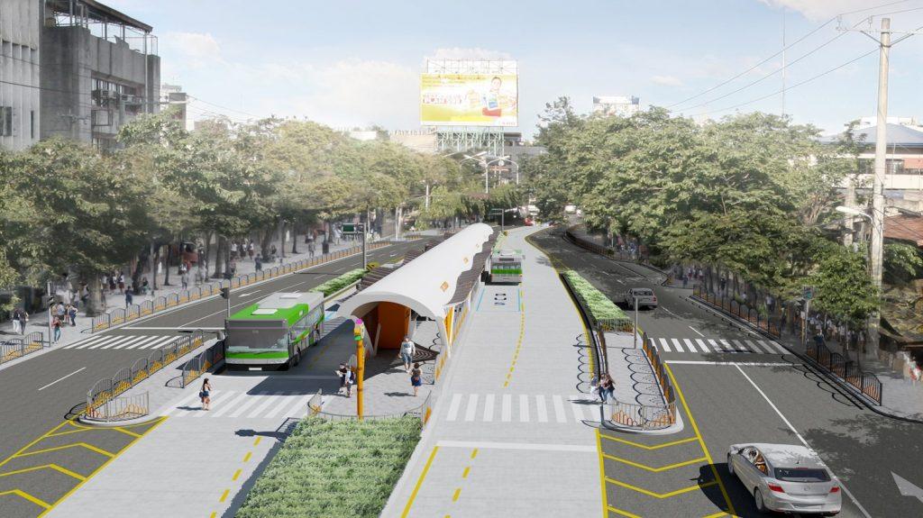 Cebu Bus Rapid Transit BRT (1)