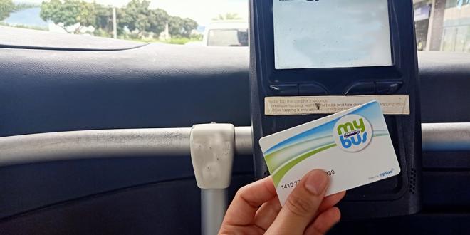 MyBusCard cebu