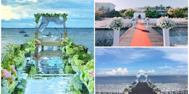 1 Chateau by the sea beach wedding