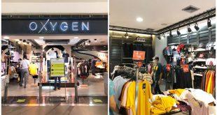 1 Oxygen SM Cebu Sale October