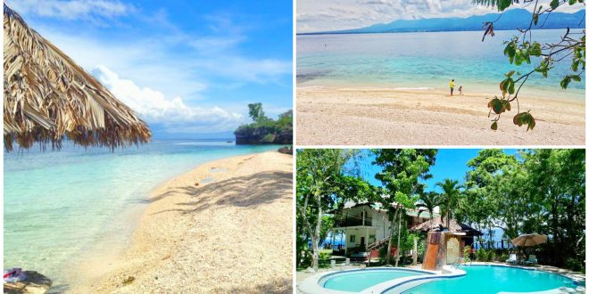 1 Pebbles Beach Resort Santander Cebu