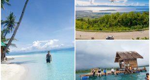 1 attractions in badian cebu