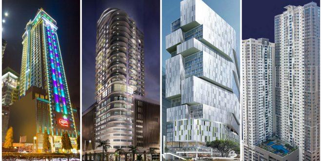 1 Beautiful High-rise Buildings cebu