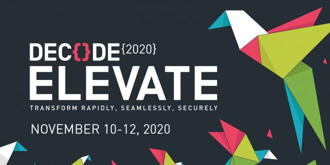 1 Decode 2020 Cebu Philippines virtual