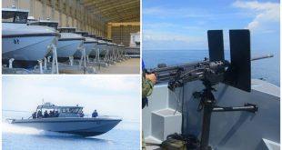 1 PNP High Speed Tactical Watercrafts Cebu