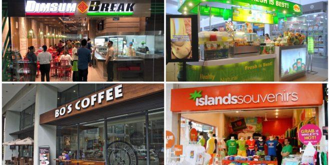1 cebu brands franchises