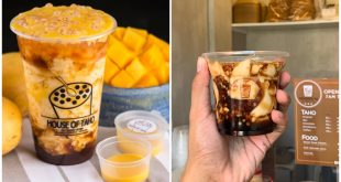 1 flavored taho cebu