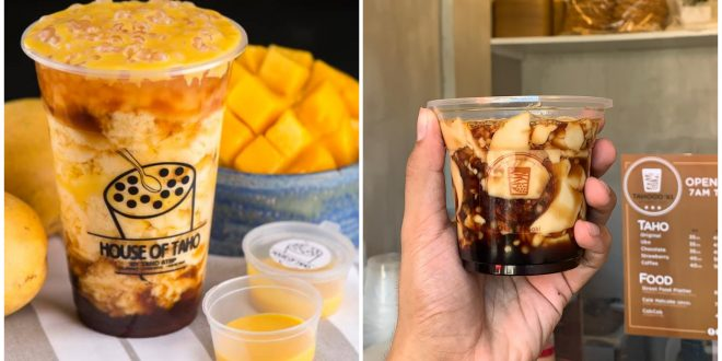 1 flavored taho cebu