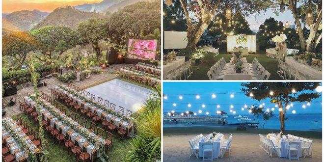 1 outdoor wedding reception venues