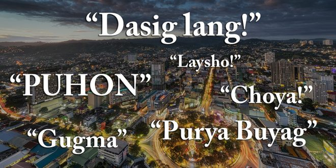 cebuano bisaya words and phrases