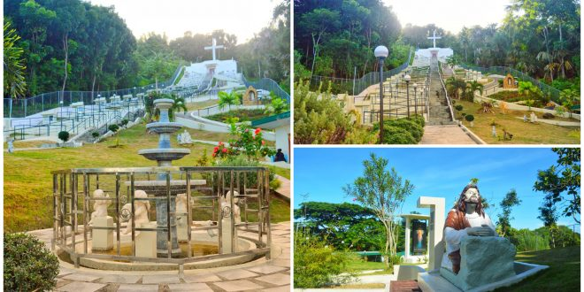 1 Calvary Mountain Station of the Cross Sirao Cebu