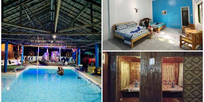 1 Happy Bear Villa Resort Moalboal Cebu