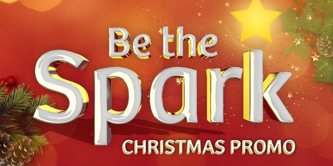 1 SKY Cable Be The Spark Christmas Promo