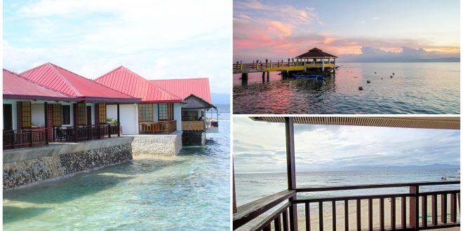 1 Savedra Beach Bungalows Moalboal Cebu