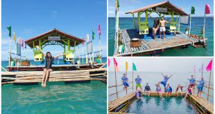 1 Sillion Floating Cottage Marine Sanctuary Bantayan