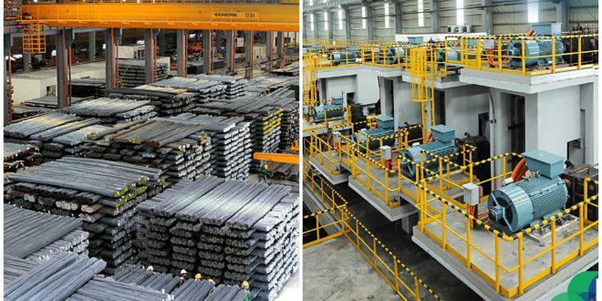 1 SteelAsia Modern Steel Mill Cebu
