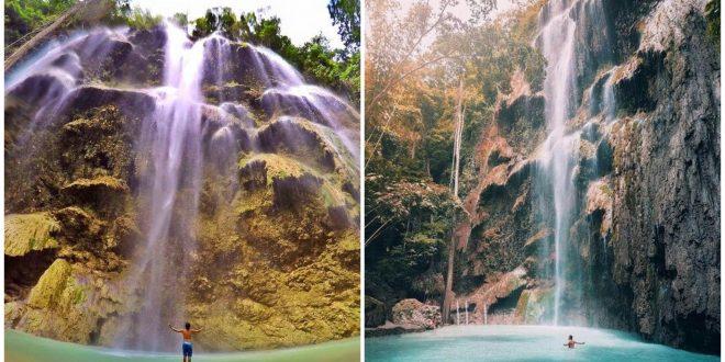 1 Tumalog Falls Oslob Cebu