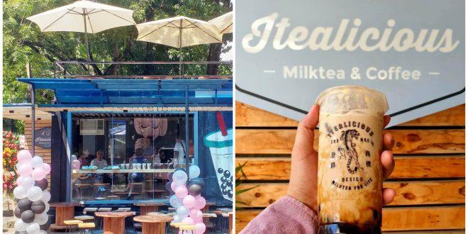 1 itealicious milk tea cebu