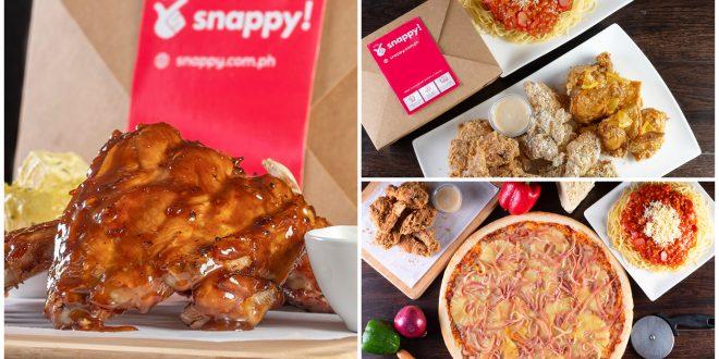 1 snappy app website online order cebu