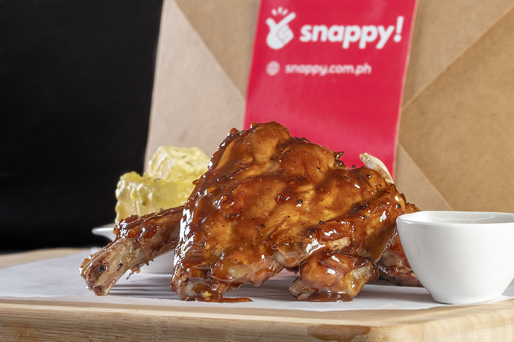 Sticky-Barbecue-Ribs-with-Potato-Salad-2