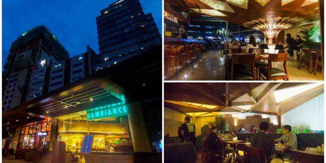 1 Ambiance Restobar Cebu IT Park