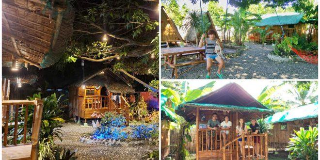 1 Bamboo House Resort Moalboal Cebu