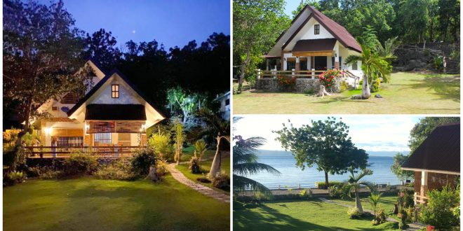 1 Eufron Beach Cabin Santander Cebu