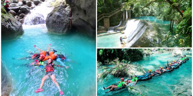 1 canyoneering cebu 2021 guide