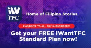 SKY subscribers iwanttfc plan free