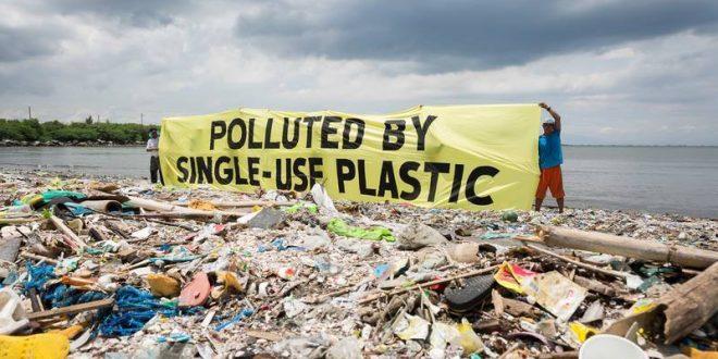 Single Use Plastic Waste Philippines