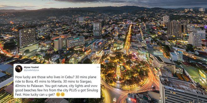 fuente osmena - viral tweet cebu