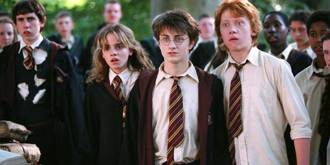 harry potter tv series hbo max