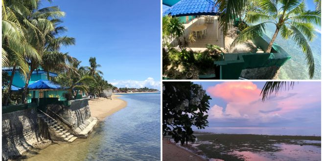1 Bamboo Paradise Beach Resort Argao Cebu