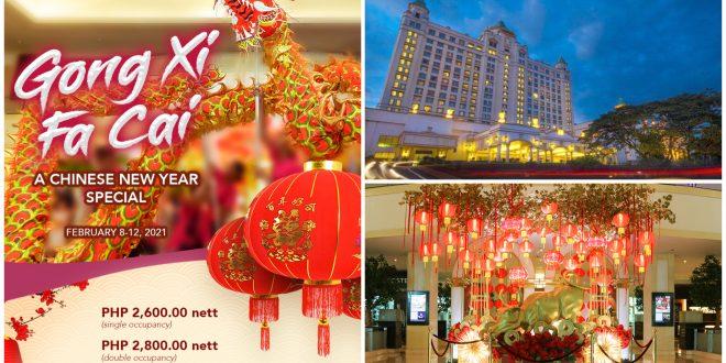 1 Waterfront Cebu Chinese New Year 2021