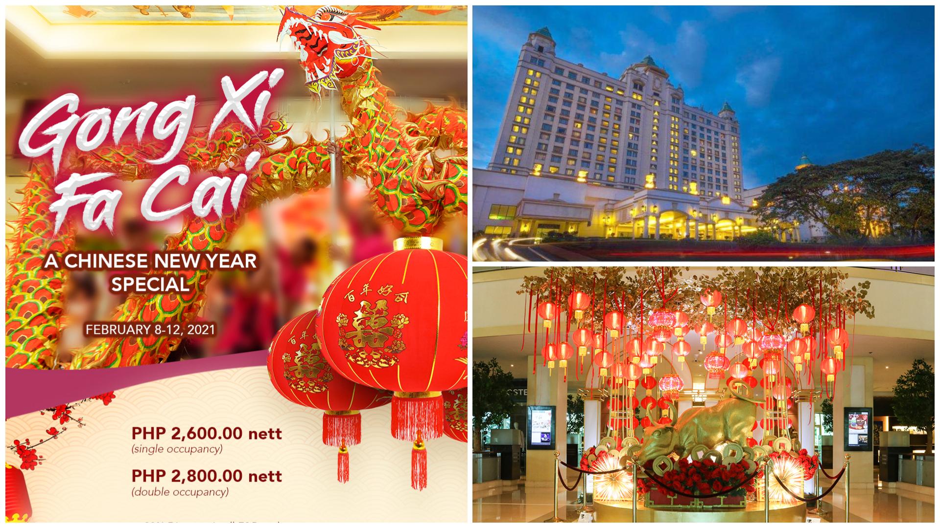 Christmas In Cebu 2021 List Chinese New Year Promos At Waterfront Cebu Sugbo Ph Cebu
