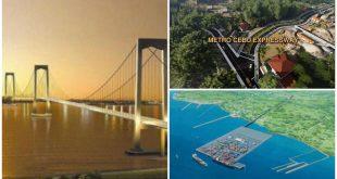 1 cebu mega infra projects build build build