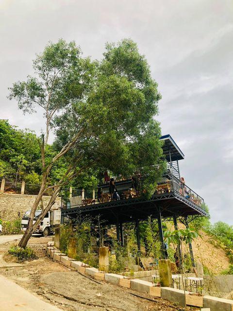 Divine View Resto Cafe Mountain Top Stopover In Consolacion