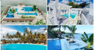 1 list accredited resorts cebu province